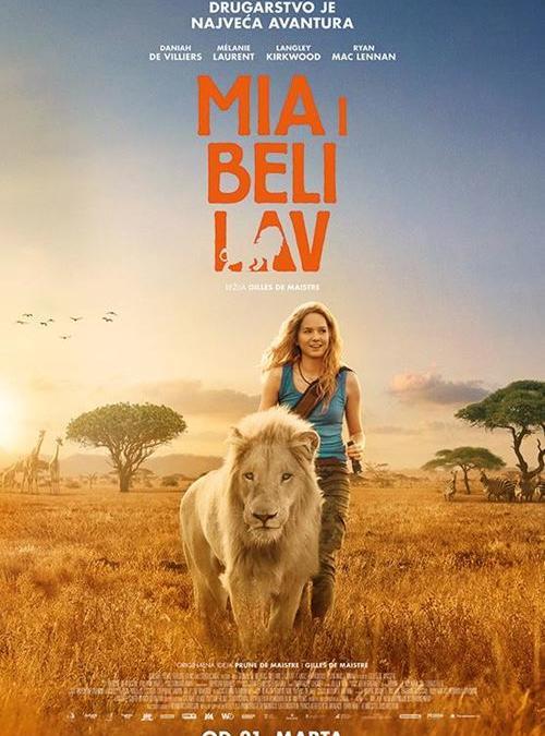 Mia i beli lav 21.03. do 27.03. u 19h