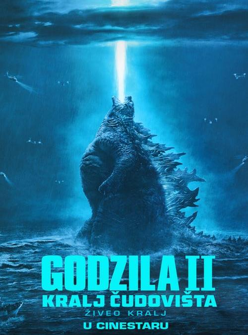 Godzila 2 3D od 30.05.2019