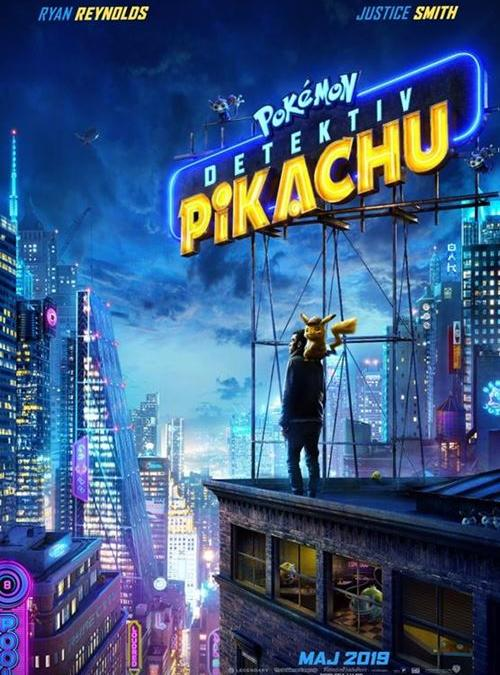 Pokemon Detektiv Pikaču 3D od 23.05. do 29.05. u 16h