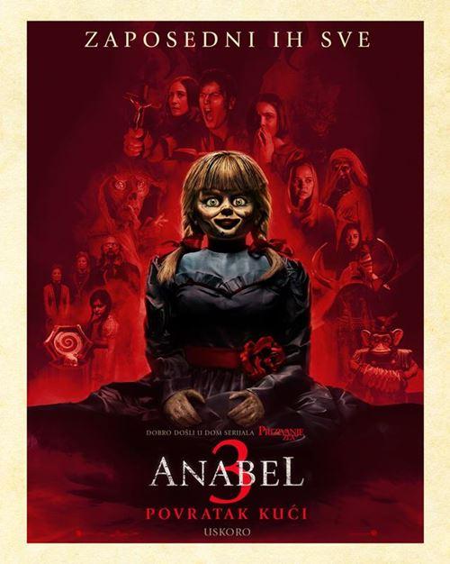 Anabel 3 – Povratak kući od 18.07. do 24.07. u 20h