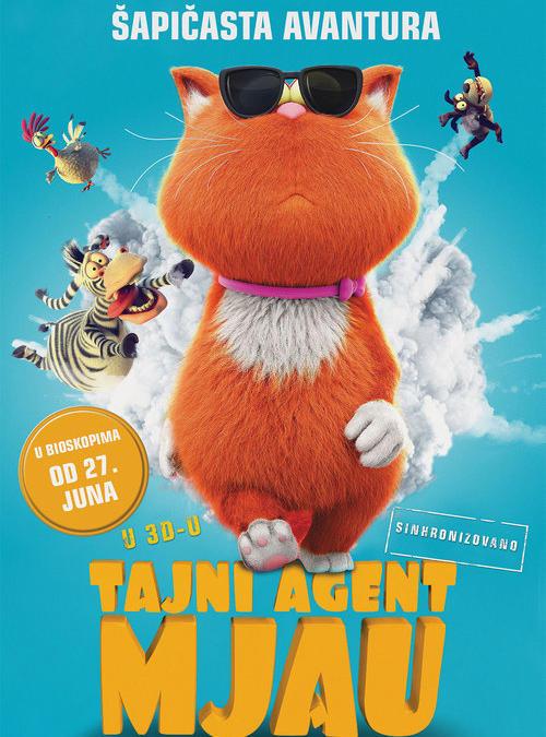 Tajni agent Mjau od 27.06.2019