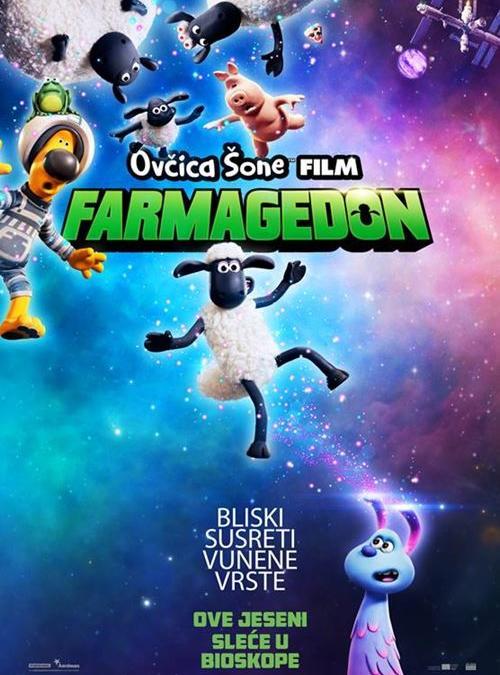 Ovčica Šone: Farmagedon od 24.10.2019 Sinhronizovano