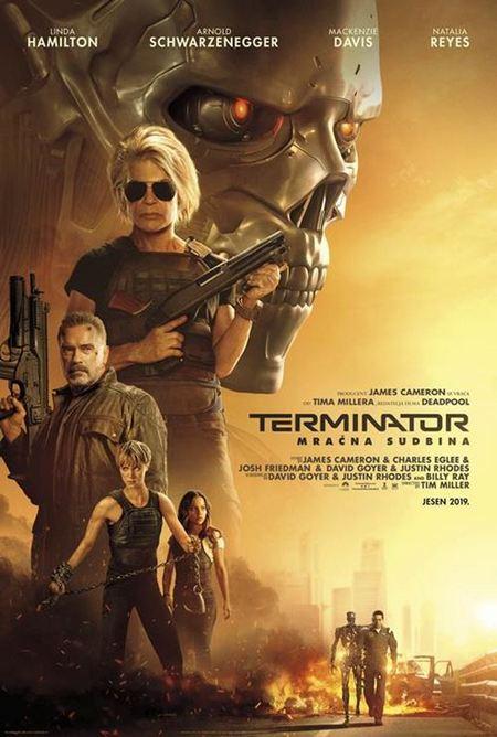 Terminator – Mračna sudbina od 31.10.2019