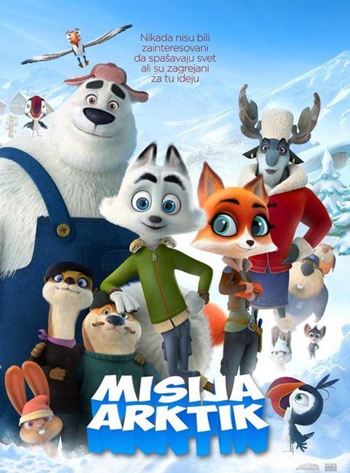 Misija – Arktik od 23.01. do 29.01. u 17h