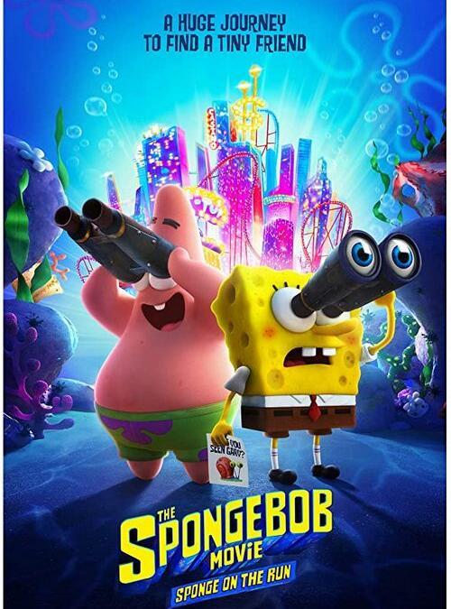 Sunđer Bob kockalone Film – Sunđer u bekstvu od 10.09.2020