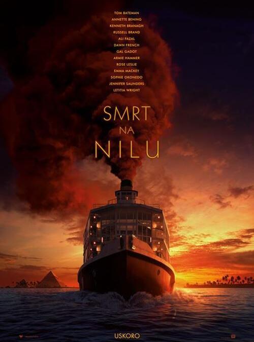 Smrt na Nilu od 17.12.2020
