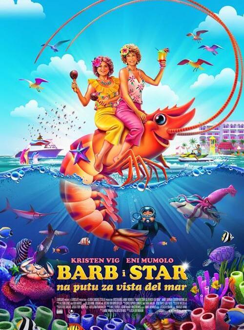 Barb i Star na putu za Vista Del Mar od 13.05. do 19.05. u 17:45h