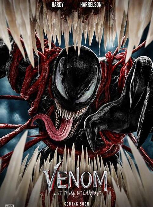 Venom 2 3D od 14.10. do 20.10. u 18:15h
