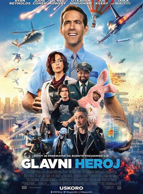 Glavni heroj od 12.08.2021