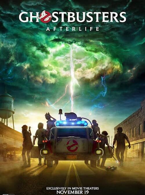 Ghostbusters – Afterlife od 18.11.2021